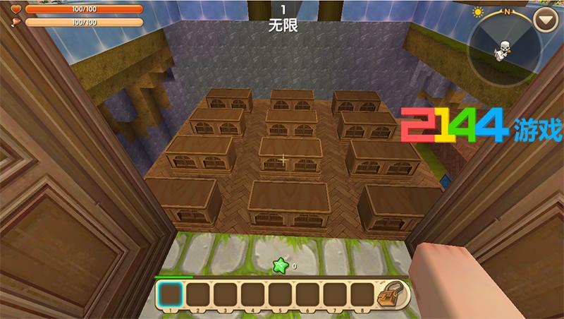 首页 游戏攻略  迷你世界十级电路地图 会变形的小木屋!